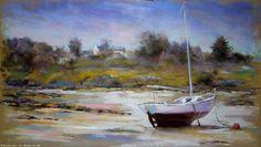 Artwork >> Breton Michel >> low tide 1