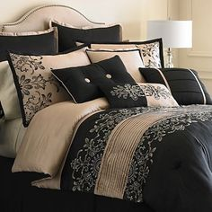 jcpenney comforters and bedspreads | jcpenney | Elizabeth 10-pc. Comforter Set & More | WANT