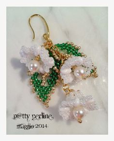 Bead on Pinterest | Beadwork, Seed Bead Tutorials and Beaded Flowers www.pinterest.com236 × 290Sök med bild Accueilboucl Doreil, Beads Earrings, Ptti Perlin, Pattern, Beadwork, Beads Flower, Orecchini Romantico, Necklaces, Beads Russian