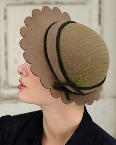 oh gosh, i am obsessed with these vintage styled hats!