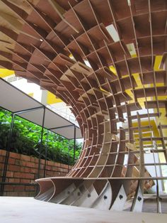 AY SEM 2 – Digital Fabrication in Architecture Group Parametrisches Design, Urban Design, House Design, Parametric Architecture, Parametric Design, Pavilion Architecture, Architecture Details, Interior Architecture, Architecture Diagrams
