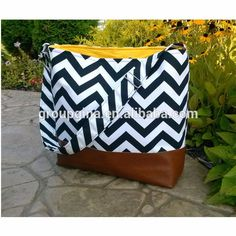 Wholesale Hot Sale Canva Big Chevron Diaper Shoulder Bag, View Diaper Shoulder Bag, Groupgina Product Details from Yiwu Yalindy Imp And Exp Co., Ltd. on Alibaba.com