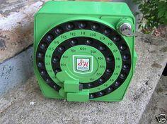 S&H Green Stamps Dispenser