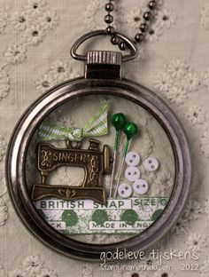 nice theme for an altered pocket watch