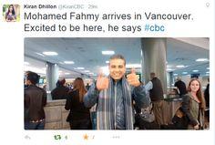 #MohamedFahmy #Fahmy #cdnpoli #elxn42 Remember Voters. Fact is #Harper abandoned a #CDN Journalist jailed abroad.