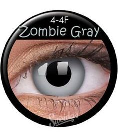 contact lenses, cosmetic contact lenses, crazy contacts, zombie contact lenses
