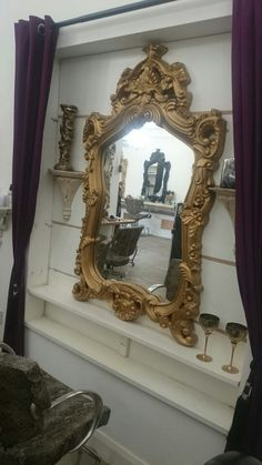 New station in me salon