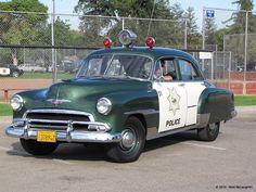 ◆Chevrolet Police Car◆