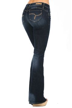 Silver Jeans Frances 22 Low Rise Flare Jean | Bottoms | Pinterest ...