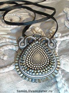 Pendant handmade.  From Taminfashion