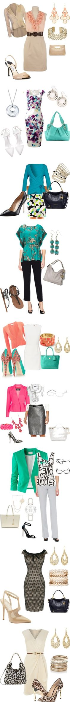 """""""Proffessional Outfits"""" by tammy-seelman on Polyvore"""