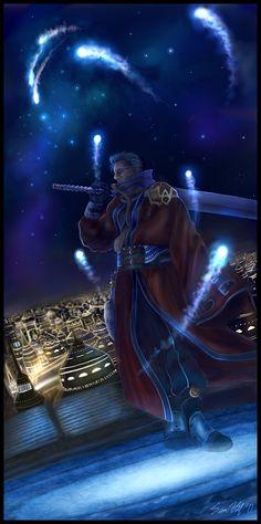 """Auron, el misterioso """"apoyo"""" de Tidus...pero..."""