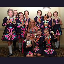 McGovern Ceili Dancers St. Patrick's Day Performance Schedule