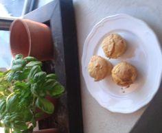 Rezept Möhren-Frischkäse-Muffins von fruchtzwerg-sg - Rezept der Kategorie Backen herzhaft