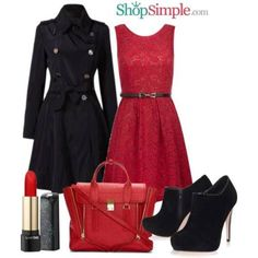 Winter outfit #ShopSimple