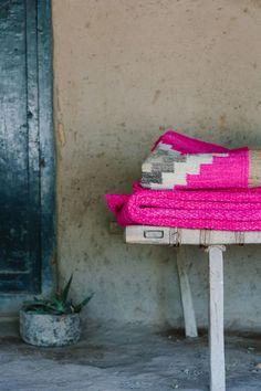 Gorgeous bright #pink colour inspiration!