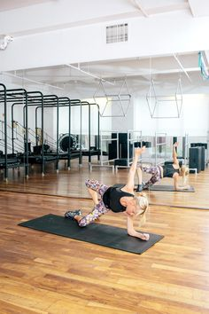 body-changing tips from Tracy Anderson