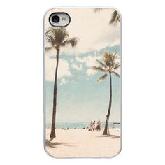 Hawaii Palm Trees White now featured on Fab.