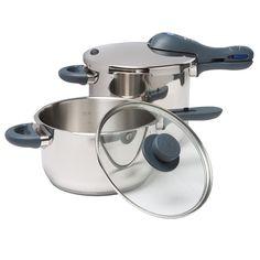 WMF Perfect Plus Pressure Cooker Set - 4.5 qt., 6.5 qt.)
