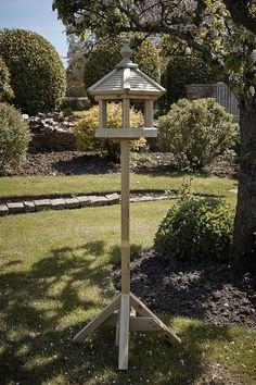 Tom Chambers Nature's Range Bird Gazebo Bird Table additional 1 Bird Tables, Gazebo, Range, Contemporary, Garden, Outdoor Decor, Nature, House, Home Decor