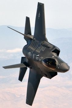F-35, modeled after the largely successful F-22A raptor used by the Air Force, the F-35 is the Navy's version of the stealthily F-22.