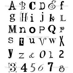 Random Acts Alphabet