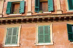 Trastevere, Roma.