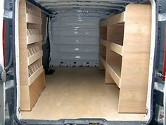 #Vivaro swb #plywood #racking,shelving,storage,racks,diy.,  View more on the LINK: 	http://www.zeppy.io/product/gb/2/111930380746/