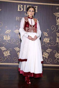 Anarkali Suits Designs by Rohit Bahl   BIBA BY Rohit Bal Anarkali salwar kameez Collection