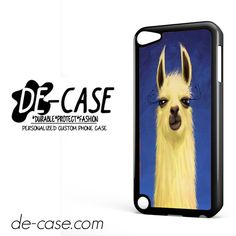 Fancy Llama For Ipod 5 Ipod Touch 5 Case Phone Case Gift Present YO
