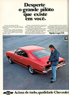 Accelerate an Opala SS Coupe
