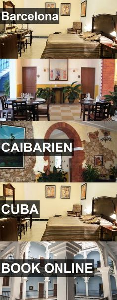 Hotel Barcelona in Caibarien, Cuba. For more information, photos, reviews and best prices please follow the link. #Cuba #Caibarien #travel #vacation #hotel