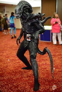 Dragon*Con 2012: Alien!