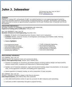 Cover Letter for Civil Engineer Job Application | Creative Resume ...