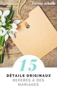 C'est décidé, vous voulez que votre mariage soit PARFAIT ! Pour faire de cette journée le plus beau jour de votre vie et accueillir vos invités dans les meilleures conditions, voici 15 astuces et conseils qui feront la différence ! #mariage #couple #ideesdeco #decomariage