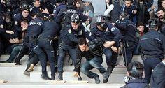 44 öğrenci gözaltına alındı! Abant İzzet Baysal Üniversitesi (AİBÜ) Rektörlüğü geçen yıl eylemlere katılan 30 öğrenciye uzaklaştırma cezası verdi. Verilen cezalara tepki gösteren bir grup öğrenci Gölköy Kampüsü'nde eylem yapınca, güvenlik güçleri öğrencilere müdahale etti http://uniquekampus.com/44-ogrenci-gozaltina-alindi/