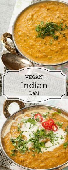 Vegan Indian Dahl – Tasty Comfort Food