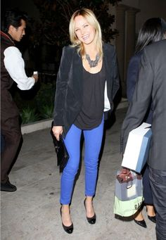 Just bought some cobalt jeans... can't wait to wear them!