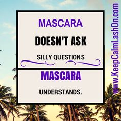 Silly Questions, 3d Fiber Lash Mascara, Creative Video, You Can Do, Makeup Tips, Lashes, Learning, Videos, Eyelashes