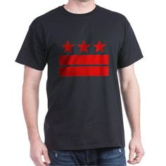 ff2548a7539 14 Best Washington DC T-shirts images in 2017 | Red, white flag, Red ...