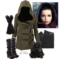 """I'm dying over this hooded jacket!"" by shauna-rogers on Polyvore"