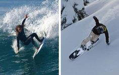 Surf or Snowboard