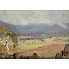 William Dunn Knox. 1880-1945 Australia - List All Works