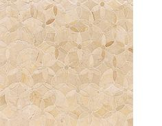 La Fleur Pattern: Mosaic Field (mesh mounted). Color: Thalia. Finish: Honed. Available at Walker Zanger http://www.walkerzanger.com/collections/products.php?view=style&mat=Global%20Nomad&coll=Sonja