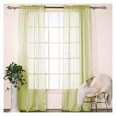 JCP $24 Duck River Textiles Chianti 2-Pack Curtain Panel