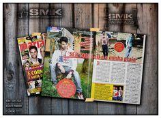 Rúben Boa Nova, em entrevista à Revista Mariana, partilha a sua experiência enquanto modelo.`Ser modelo e dar a cara pela SMK Jeans foi mais um desafio que aceitei de imediato e de que me orgulho´.