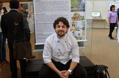 Armazém do Chef: Gastrólogo Bruno Oliveira e seus experimentos no m...