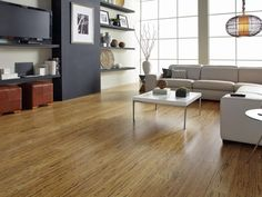 Bamboo - 8 Flooring Trends to Try on HGTV