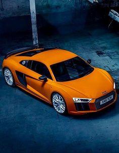 Audi R8 V10 Plus Mais
