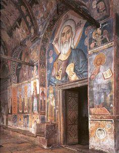 Српскa Православнa Црквa [Званични сај Frescoes in Pec Patriarchate